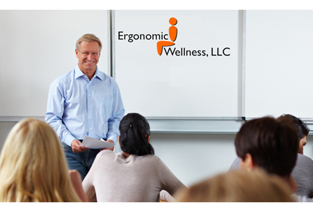 On-Site Training for Ergonomic Awareness and Back Safety.